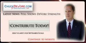 Chuck DeVore website