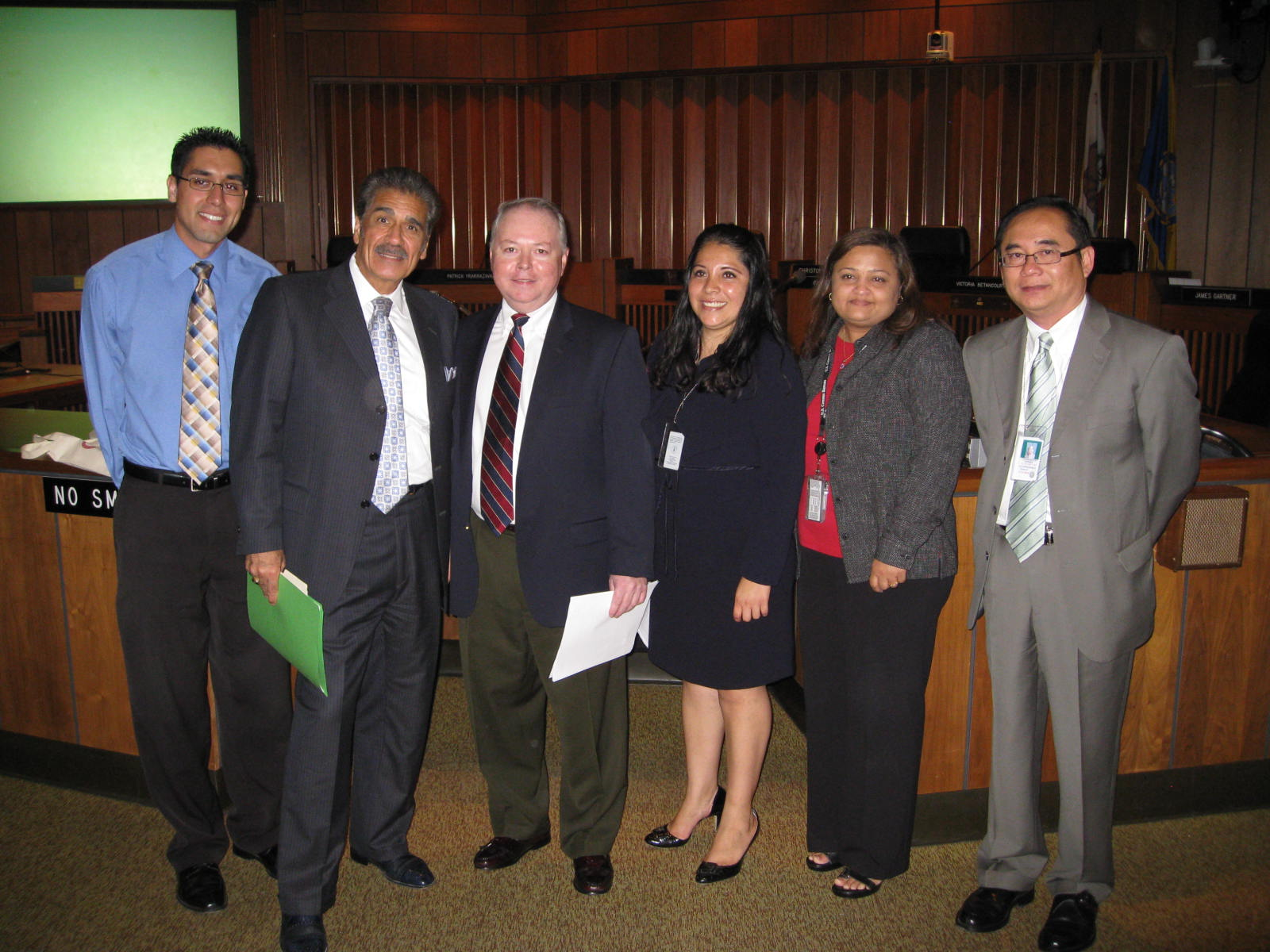 Members of the Santa Ana Complete Count Committee. Photo by Cynthia Pena. The U.S. Census Bureauheld the first City of Santa Ana Complete Count Committee (CCC) Kickoff event of […]