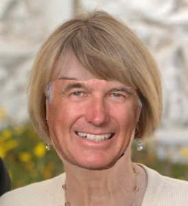 Linda Ackerman is Dick Ackerman