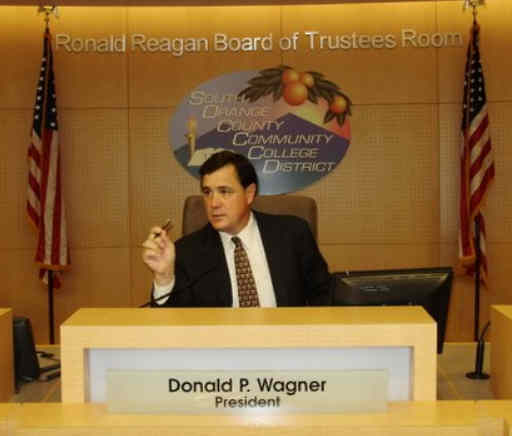 Don Wagner in action, on the South Orange County Community College District Don Wagner is launching his campaign for the 70th Assembly District tonight, from 6 pm to 7:30 pm, […]