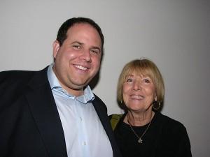 Adam Probolsky and Linda Ackerman