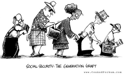 clinton johnson social security pass law ss touched Soical Securty
