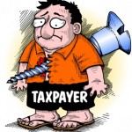 taxpayers screwed