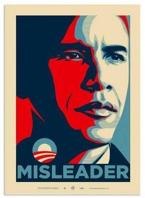 Barack Obama lied about jobs
