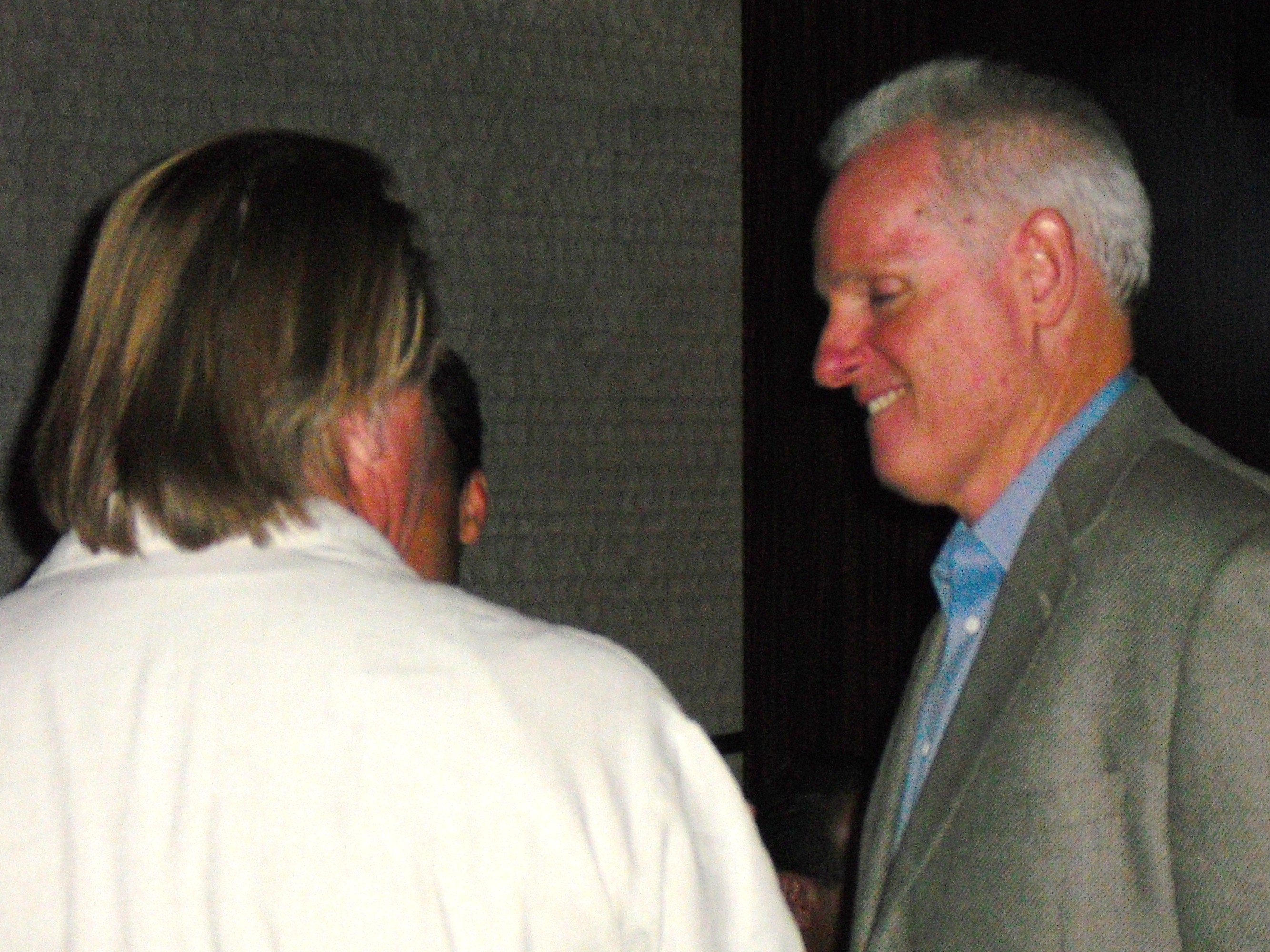 Congratulations John Lewis and Matt Cunningham. Democrat Tom Daly, a career political hack, is now in prime position to run for Supervisor Bill Campbell's seat in 2012, when Campbell finally […]
