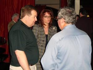Allan Bartlett plots against Linda Ackerman