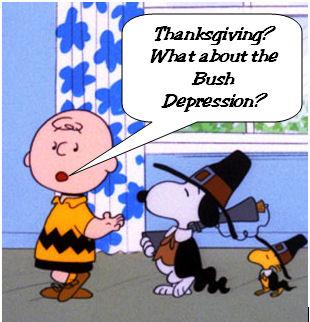 Depression Thanksgiving