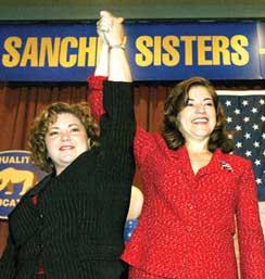 Loretta And Linda Sanchez ethics investigation