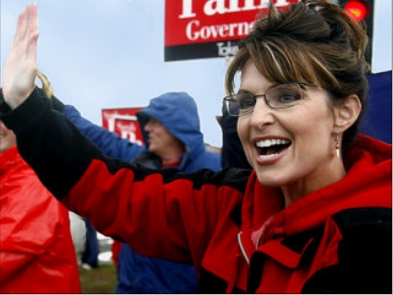 With her new book out, and a whirlwind speaking tour, Sarah Palin is on the media front lines this month. She's talking about John McCain, her bad interview, what she […]