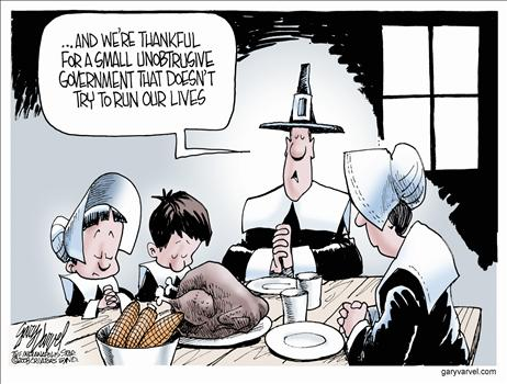 This thanksgiving, Americans of every color and creed will sit down to a dinner with family, friends, and loved ones. Some will give thanks that at least one person in […]