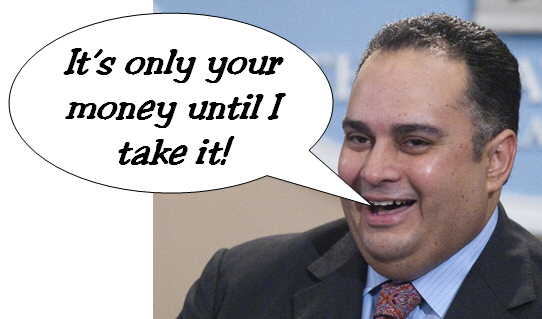 """Ruh roh! Assemblyman John Perez was just appointed to be the new Assembly Speaker and he is already talking about raising our taxes – again! Perez also """"alluded to proposals […]"""