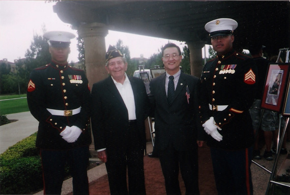 Dr. Steven Choi with U.S. Marines on Veterans Day 2007. As a young man, Dr. Choi served in the South Korean military alongside US soldiers, in the DMZ, opposite Communist […]