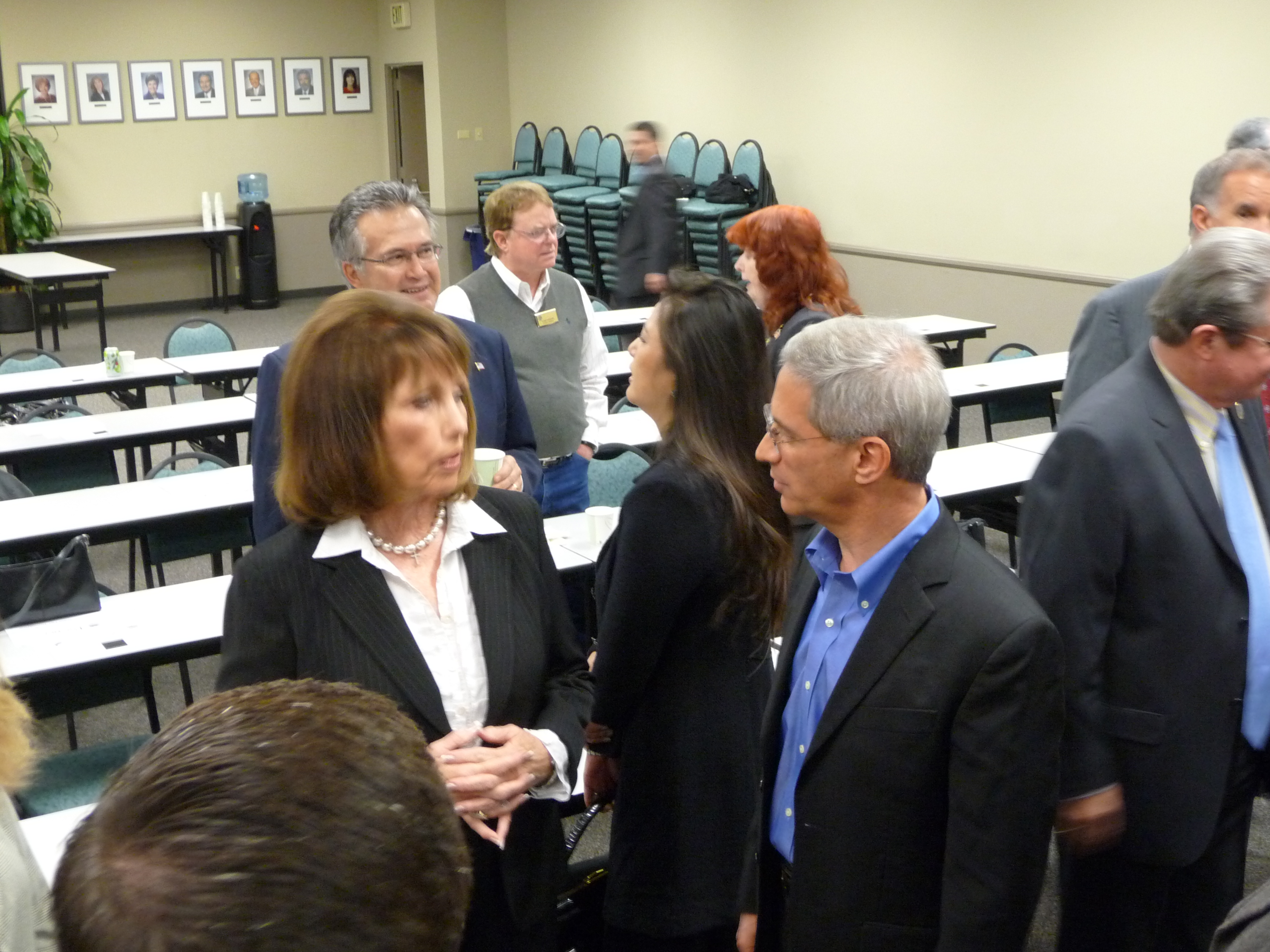 "Tonight I attended a 90 minute ""Steve Poizner for governor Roundtable With Orange County Elected Officials."" This meet and greet event was held at the Orange County Association of Realtors […]"