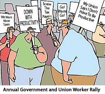For the first time in American history, a majority of union members are government workers rather than private-sector employees, the Bureau of Labor Statistics announced in a press release on […]