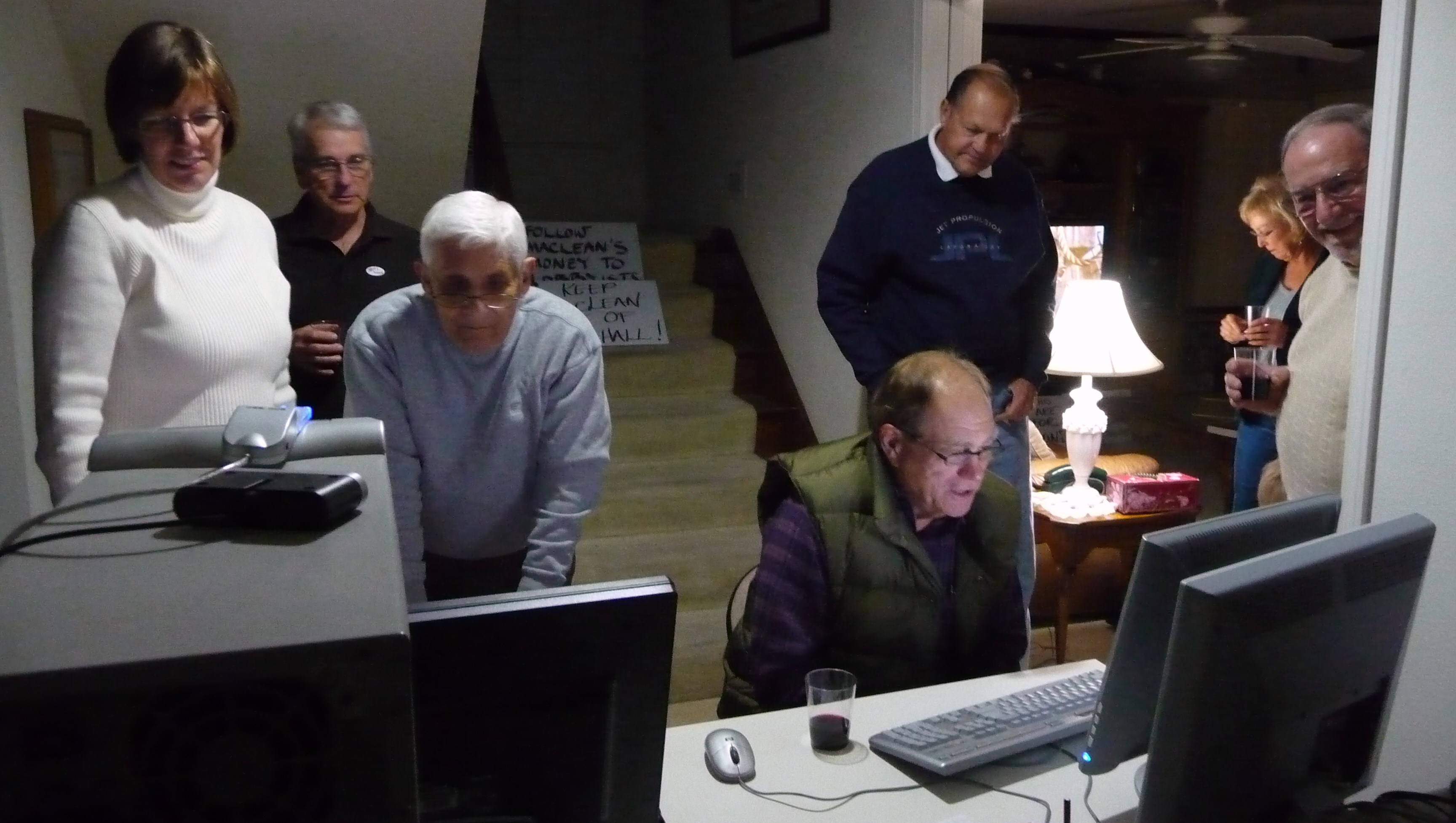 Awaiting the Recall Results… Update: We have just found out that there are 1140 additional ballots to be counted. While Provisional ballots are counted later I am surprised that they […]