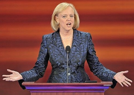 Meg Whitman has some explaining to do… During Meg Whitman's debates with her GOP opponent, Steve Poizner, we all wondered at how large she appeared compared to the diminutive Poizner. […]