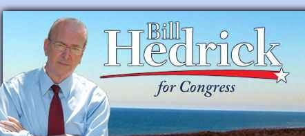 "Previously in this series: Hedrick Rocks pt 1 (introduction;   the ""Manifold Failings of Ken Calvert""; introducing Republican primary challenger Chris Riggs; and meeting Bill's family) Hedrick Rocks pt 2 […]"