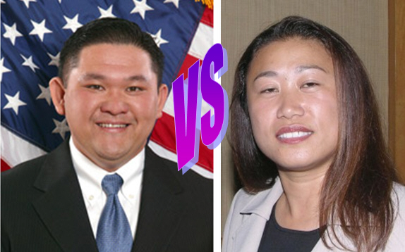"It's Phu Nguyen versus Chairman Janet! ""Vietnamese American community groups that have traditionally organized Black April commemoration events at the Sid Goldstein Freedom Park every year say they are disappointed..."