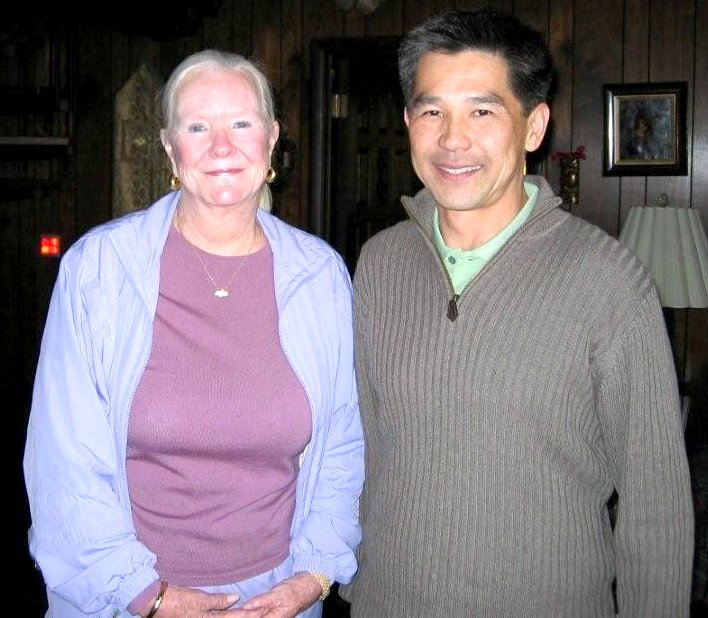Katherine Smith and Quang Pham at her home, Sunday March 7. Copyright 2010. All rights reserved. It's not often that we can spend a pleasant afternoon with two candidates competing […]