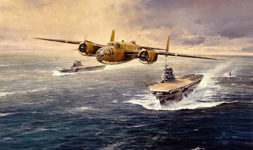 """While today's Register acknowledges that 68 years ago today Col """"Jimmy"""" Doolittle led the joint US """"Raiders"""" surprise attack on Japan, what George Grupe did not mention is the fate […]"""