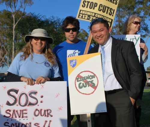 Media Advisory Contact: Khoi Ta (714) 251-1590 Fountain Valley. April 15, 2010 California Labor Federation Endorses Phu Nguyen for 68th State Assembly Fountain Valley, CA – The California Federation of […]