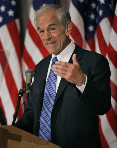 According to a blurb posted on The Wall Street Journal blog, Susan Davis reports that Ron Paul, the right-wing populist Congressman from Texas, recently told an audience of supporters who […]