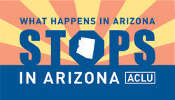 The ACLU is suing the State of Arizona over SB 1070 racial profiling law!  Here is the email we received from them today: Stand with the ACLU in opposition of...