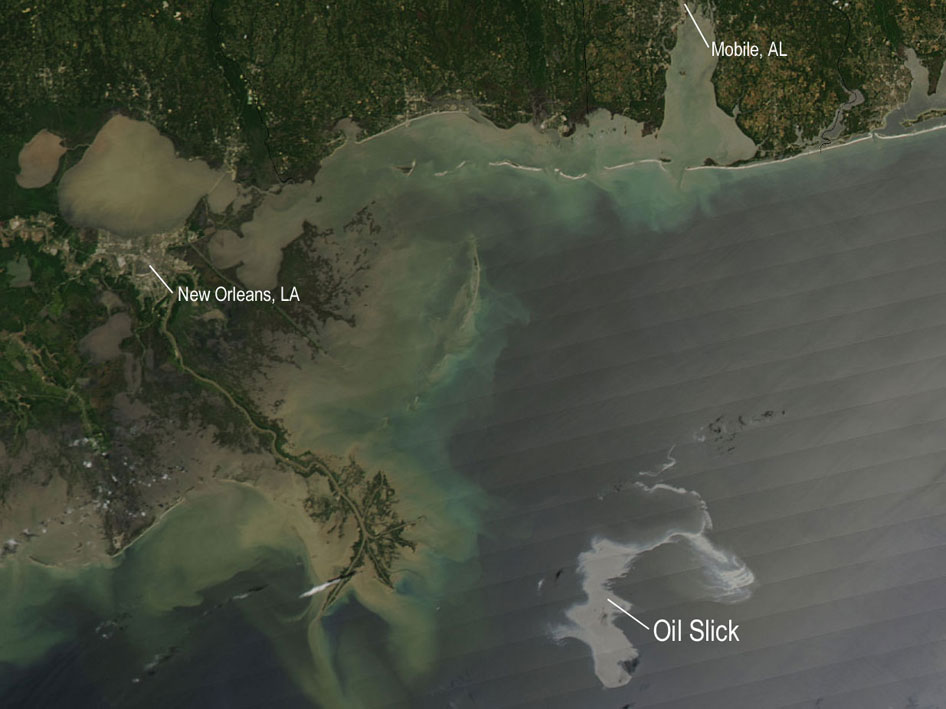We can't do anything to solve the leaking oil in the Gulf Coast – but a Daily Kos writer is suggesting that we can at least boycott BP/ARCO Gas. I […]
