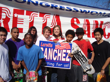 A friend of mine sent out an anxious Facebook comment the other day, begging folks in Santa Ana to help re-elect Congresswoman Loretta Sanchez. Does Sanchez really need to worry […]