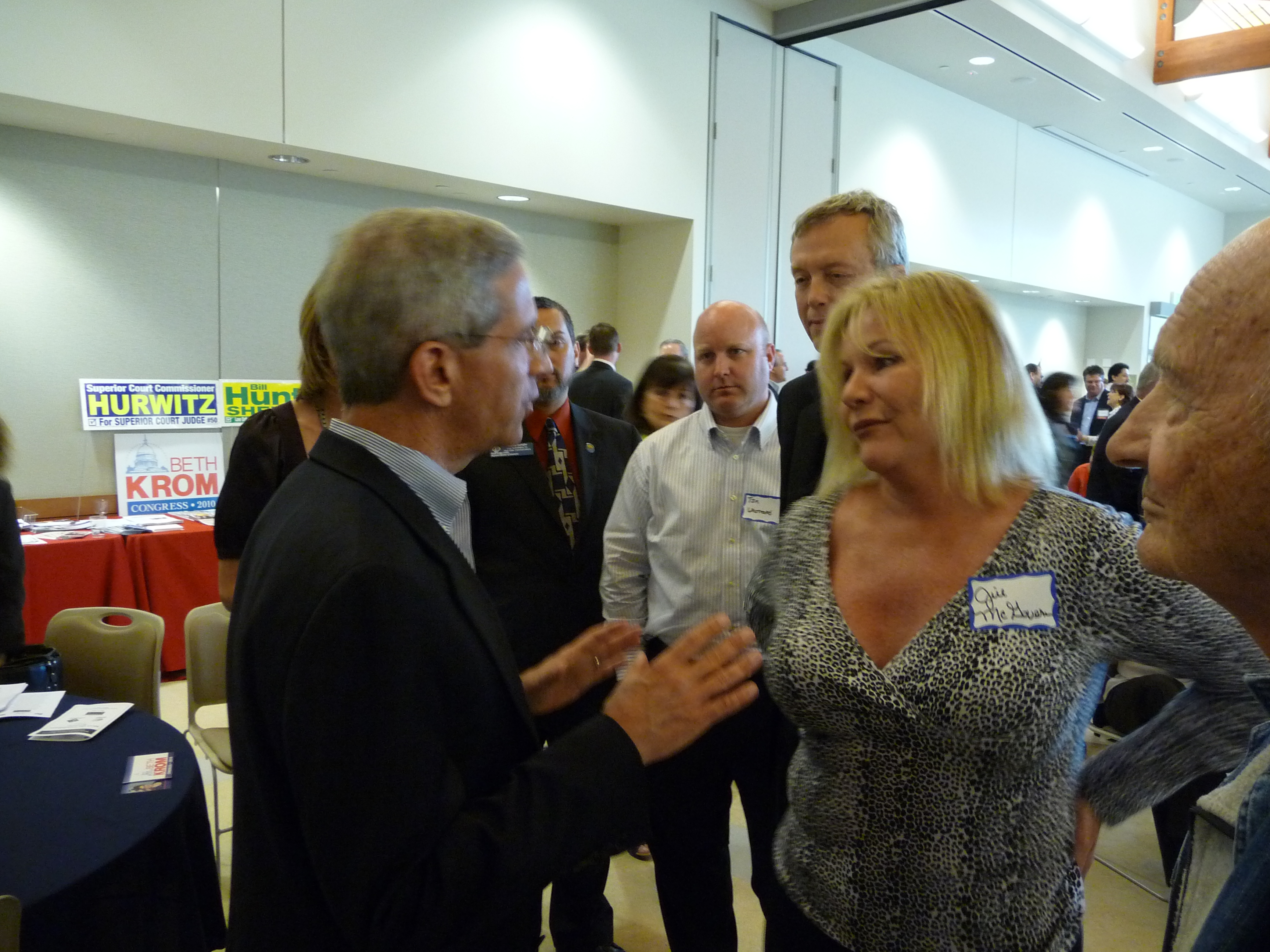 The South Orange County Chamber of Commerce hosted a two hour Meet the Candidates Reception last night (May 6th) in the Norman P. Murray Community and Senior Center in Mission […]