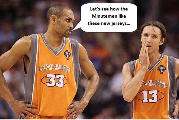 "I have never been a fan of the Phoenix Suns, but today I say ""Viva Los Suns!"" Suns star Steve Nash said the Arizona law ""really damages our civil liberties. […]"