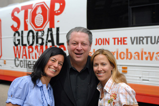 That's Laurie David, on the left. Republicans rolled their eyes when Al Gore, the former Vice President under Bill Clinton, announced his separation from his wife, Tipper. Now a rumor […]