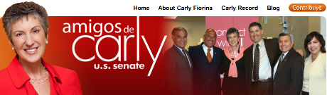 Here we go again. GOP gubernatorial candidate Meg Whitman recently launched Spanish language T.V. ads, even though she whacked Latino immigrants during her primary campaign. Now her fellow Republican, Carly […]