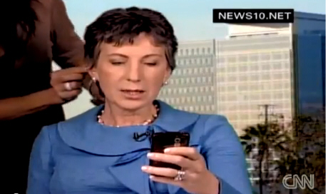 This is what happens when you nominate a rank amateur as your U.S. Senate candidate. Republican nominee Carly Fiorina was caught making some very catty comments about the hairstyle of […]