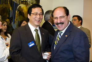 Jerry Amante likes to hang out with Democrats in his spare time Jerry Amante chose a curious spokesperson to carry out an attack on Steven Choi and myself – none […]