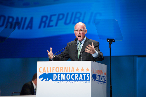 Jerry Brown is feeling energetic Democratic gubernatorial candidate Jerry Brown has released his eight-point action plan for creating jobs by focusing on renewable energy. I am all for finding […]