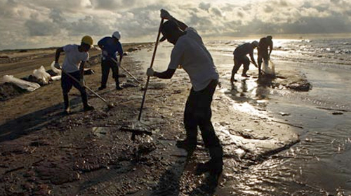 """As oil escapes from the depths of the Gulf of Mexico and washes up on the coasts of Louisiana, hundreds of Latinos are working hard on the clean-up efforts,"" according […]"