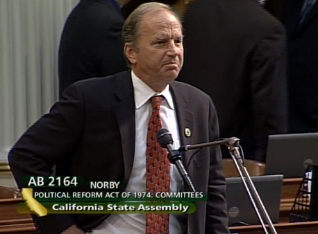 AB 2164* from CA Assembly GOP on Vimeo. Assemblyman Chris Norby was quite serious in introducing his first bill, AB 2164, which appears to have something to do with water […]