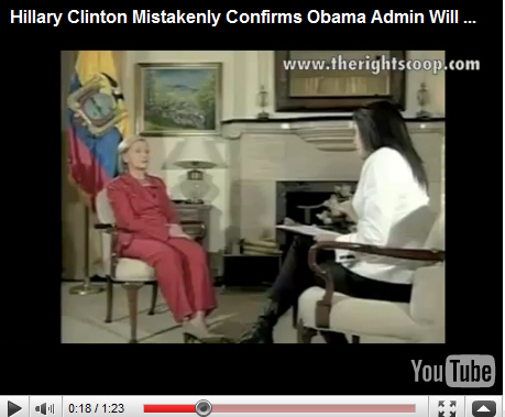 The Obama administration is finally going to do something about the Arizona racial profiling law. U.S. Secretary of State Hillary Clinton leaked the news in an interview with an Ecuadorean […]