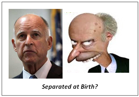 Image result for jerry brown sucks