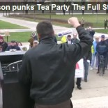 This video is hilarious! In the video a fellow named Robert Erickson gets up and talks to a bunch of Tea Partiers – and little by little he builds a […]