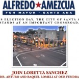 When I heard that Congresswoman Loretta Sanchez was going to appear at a fundraiser in Orange Park Acres, for Santa Ana Mayoral candidate Alfredo Amezcua, I thought she had lost […]