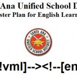 Why doesn't the Santa Ana Unified School District (SAUSD) offer their website in additional languages, such as Cambodian, Spanish and Vietnamese?  I just called their Public Information Office and confirmed that...