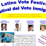 The Southwest Voter Registration Education Project (SVREP) is hosting a Latino Vote Festival on Oct. 10, from 2 pm to 4 pm, at the Los Angeles State Historic Park (Cornfield). […]