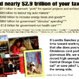 The Orange County Lincoln Club, which is a collection of wealthy, conservative Republican fundraisers and businessmen, sent out an hit piece in today's mail, against Congresswoman Loretta Sanchez. They ripped...