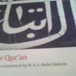 I just returned from purchasing a copy of the Holy Qur'an. For the past few weeks we have been hearing about a Florida pastor's plan to burn hundreds of copies […]