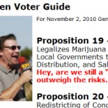 KFI's John and Ken finally published their election picks, which you can read by clicking here. The good news is that they endorsed Prop. 19 – and I was surprised […]