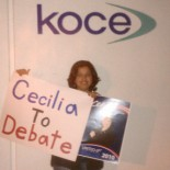 Supporters of Independent Congressional candidate Cecilia Iglesias showed up to protest on Friday at KOCE, in the wake of the decision by KOCE's news team to ban Iglesias from next […]