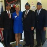 Pictured from Left: Francisco J. Barragán, Commander of UMAVA (United Mexican-American Veterans Association); Shari Freidenrich CPA– Huntington Beach Treasurer and OC County Treasurer Candidate; Dr. Alfonso Alvarez, Commander of American […]