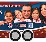 ". . . . . As I wrote here Friday, Republican Senate candidate Carly Fiorina's ""Latino Outreach"" program, consisting of the above bus marked ""Vota Tus Valores"" which contains about..."